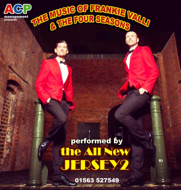 The Jersey Boys Duo bring you All New Jersey 2 in this latest showing of their fabulous act.