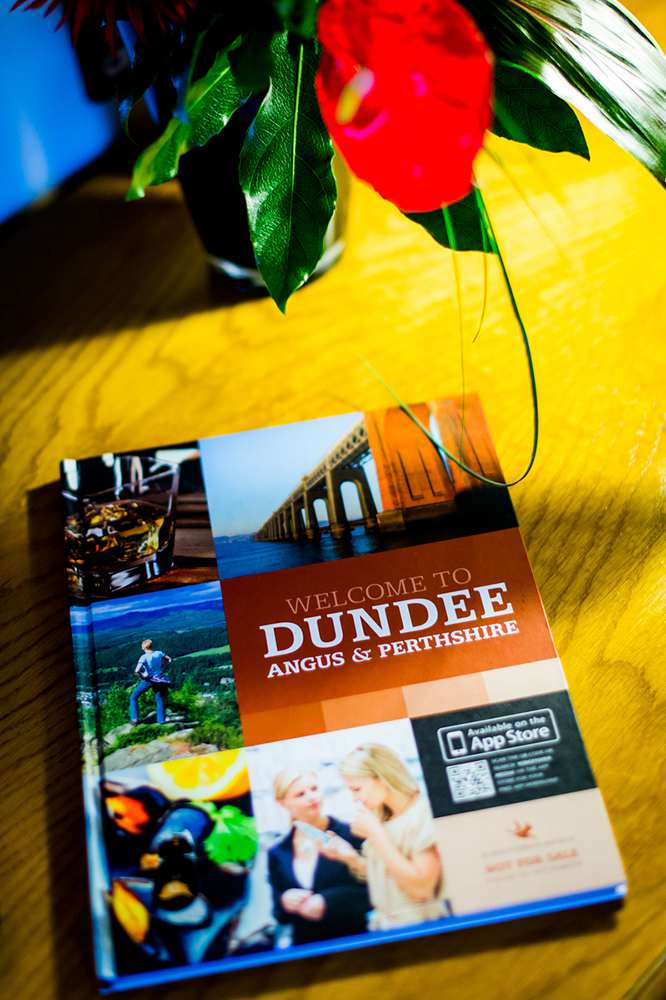 Welcome to Dundee